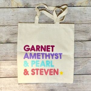 ⭐️ Cartoon Network Steven Universe Canvas Tote Bag